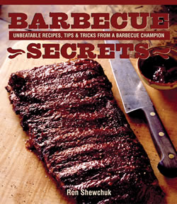 Image - cover of Barbecue Secrets