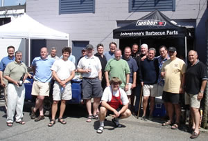 Photo - Grilling and barbecue workshop at Johnstone's Barbecue & Parts